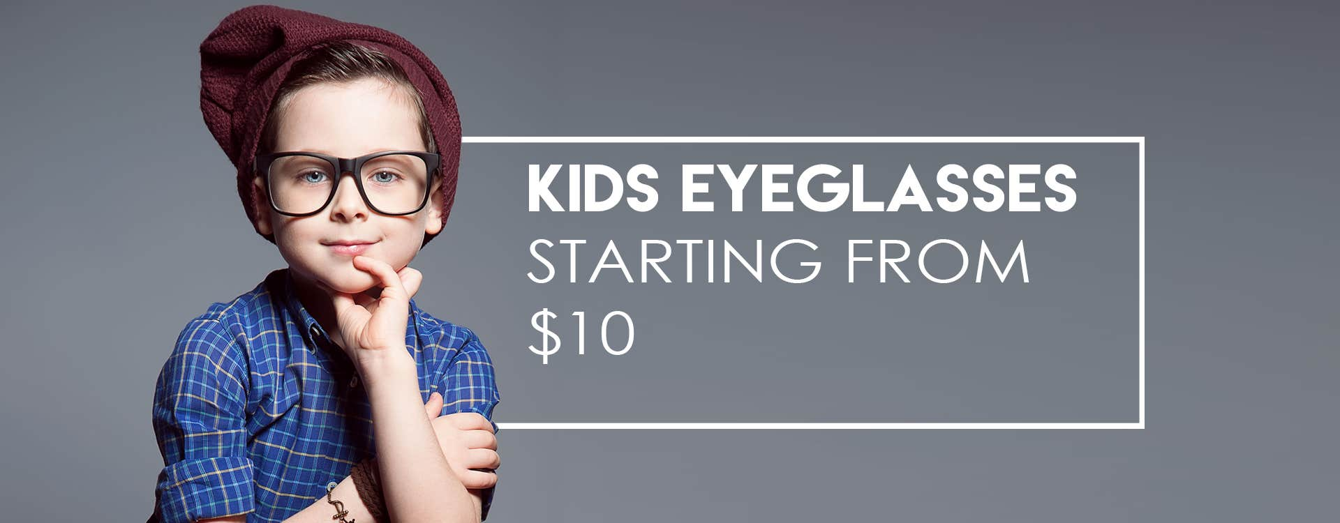 Instances of Adorability - Kids Glasses For $10: