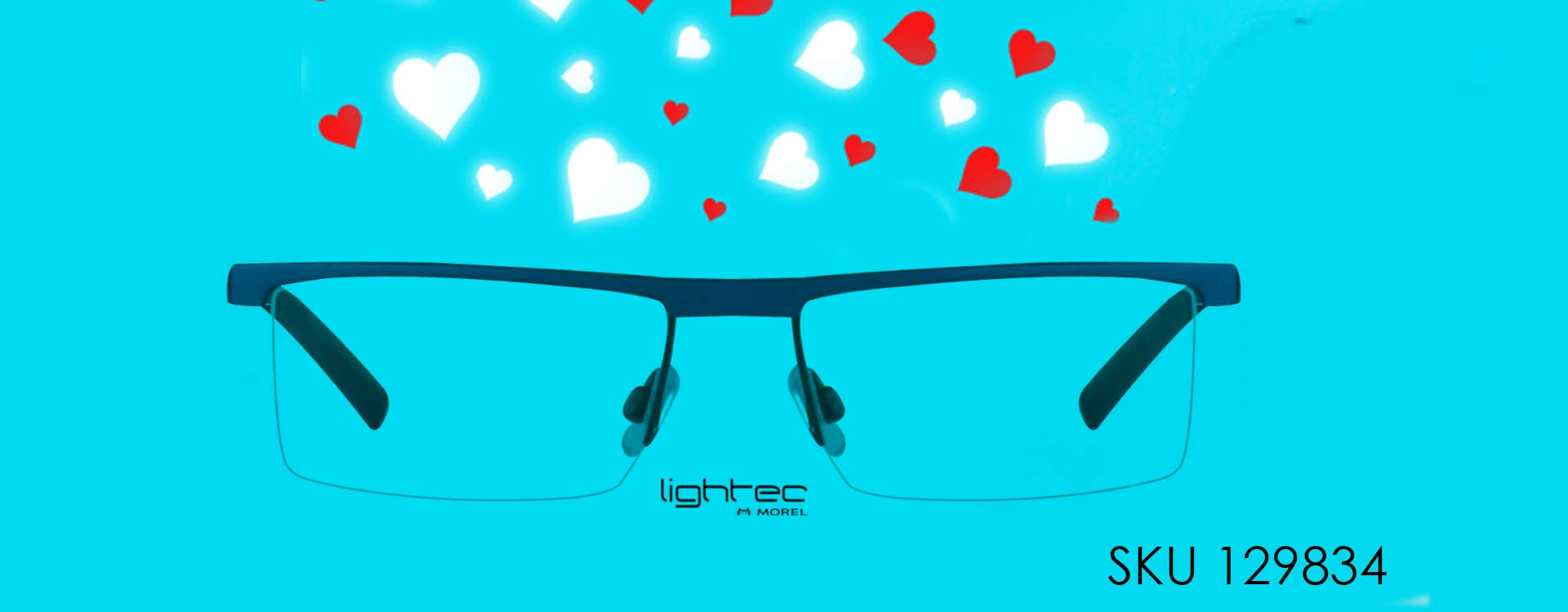 MOREL 7744L Glasses: