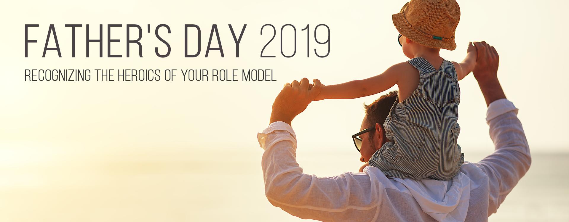 Father's Day 2019 - Flamboyance of The Fatherhood: