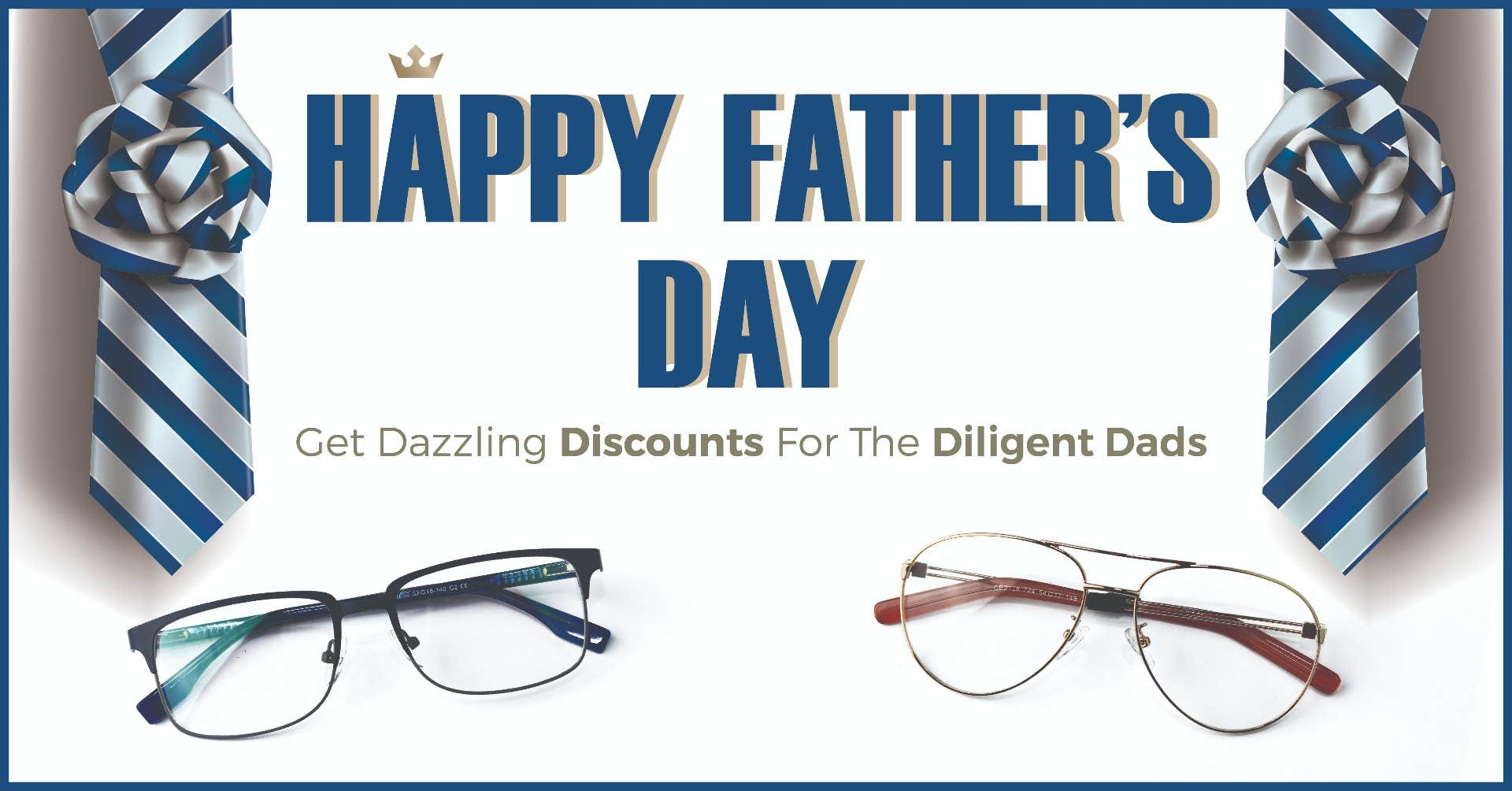 Happy Father's Day: Get Dazzling Discounts For The Diligent Dads
